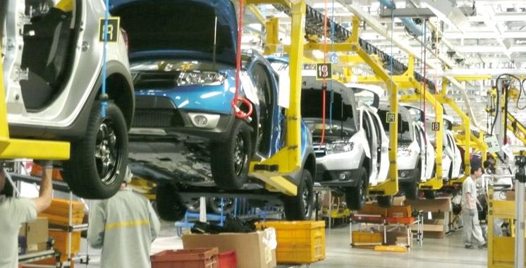 El Pais met en exergue la forte  croissance de l'industrie automobile  au Maroc