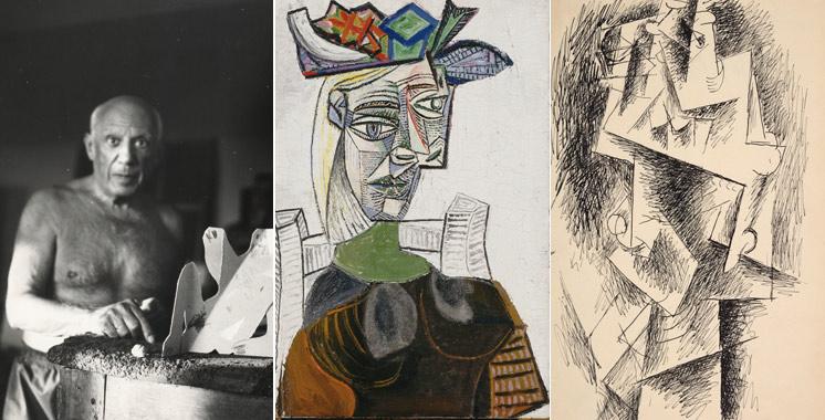Exposition inédite de Pablo Picasso à Rabat