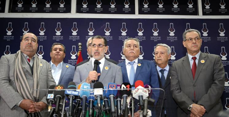 Al Hoceima : les partis de la majorités soutiennent l'interdiction de manifester