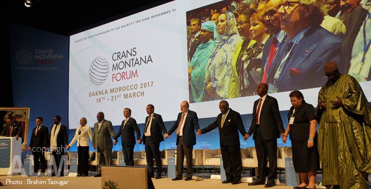 4ème édition du Forum de Crans Montana