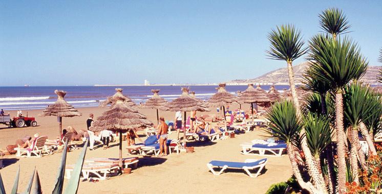 Agadir : hausse de 17% des arrivées touristiques en mars