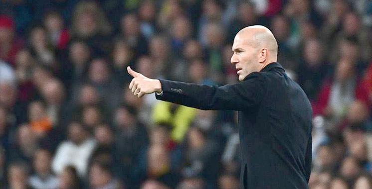 C1/Naples-Real : Zidane et l'Italie, l'amour pas vraiment fou