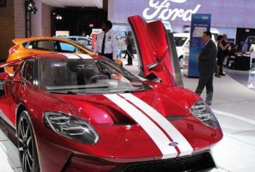 Ford  investit 500 millions de dollars au Canada