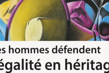 Hakima Lebbar dévoile «Les hommes défendent l'égalité en héritage»