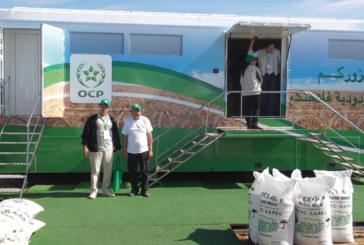 OCP prône une agriculture moderne, productive et durable