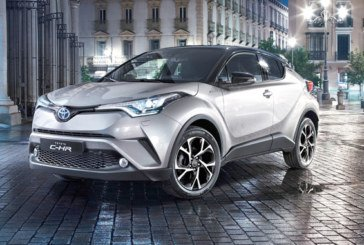 Toyota Maroc dévoile son nouveau crossover: Le C-HR, une silhouette sensuelle  et performante
