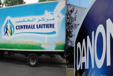 La Centrale Danone tire vers le haut l'ensemble de la filière laitière