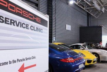 Porsche Service Clinic: Une auscultation gratuite  de votre voiture