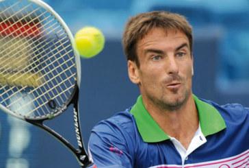 1ère journée du Grand Prix Hassan II de tennis: Tommy Robredo qualifié, son compatriote Nicolas Almagro éliminé