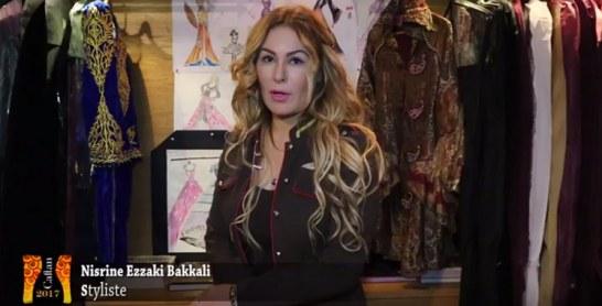 Caftan 2017 – Nisrine Ezzaki Bakkali : «cette année, j'ai opté pour un style traditionnel»