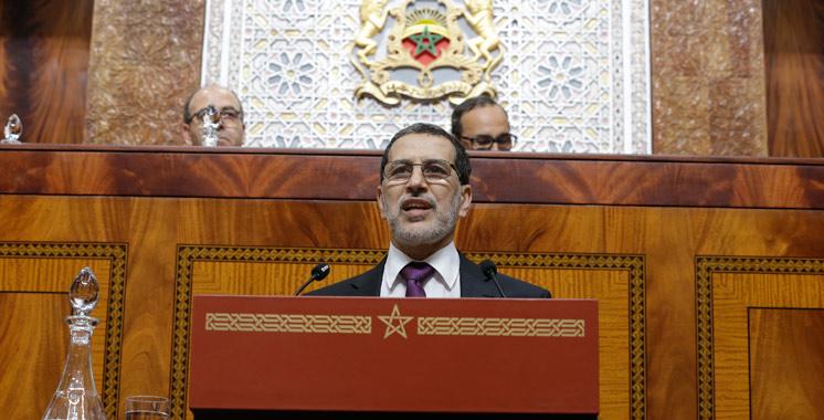 Programme gouvernemental : El Othamani dément avoir demandé le vote des autres partis