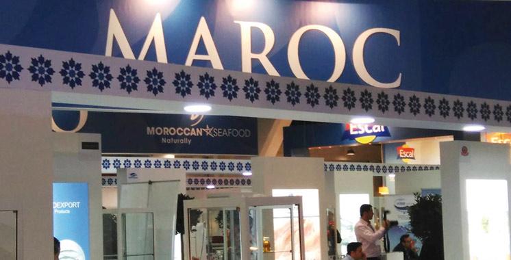 Seafood Expo Global : L'«origine Maroc» mise en avant