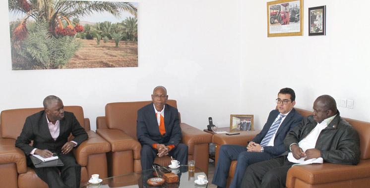 Le protocole de partenariat entre l'ADA  et l'Anader se concrétise