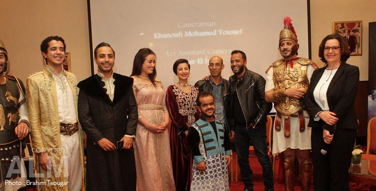 Casablanca : Présentation de la websérie «Mille et deux nuits»