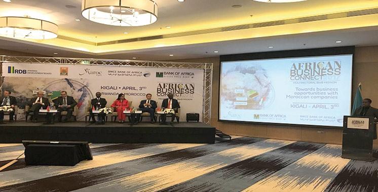 L'«African Business Connect» met le cap sur les marchés rwandais, tanzanien et malgache