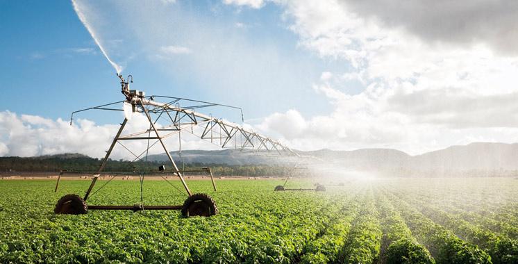 200 millions d'euros pour  deux projets d'irrigation