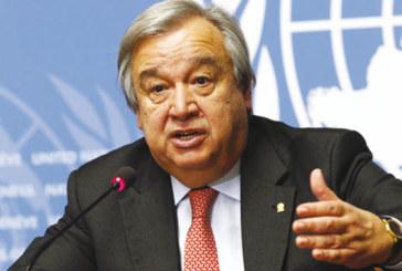Zone tampon : La position de l'ONU reste ferme