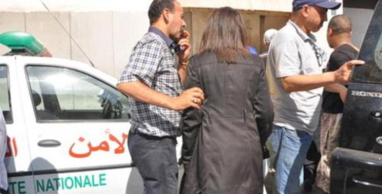 Mohammédia : Une femme cambriole l'appartement de sa sœur