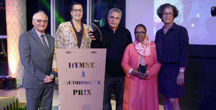 1er Prix Miloud Chaabi de la réussite: Une consécration qui récompense deux autodidactes pour donner l'exemple
