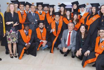 Master «Banque et marchés financiers» : La Fondation Attijariwafa bank met à l'honneur  la 8ème promotion