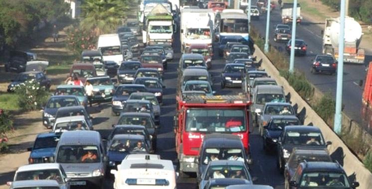 Rapport OCP Policy Center : Le transport consomme 34,4% d'énergie au Maroc