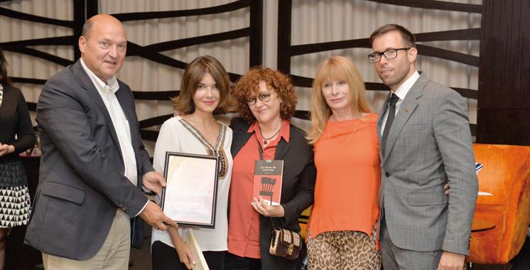 Prix Littéraire Sofitel : Bahaa Trabelsi et Yasmine Chami primées