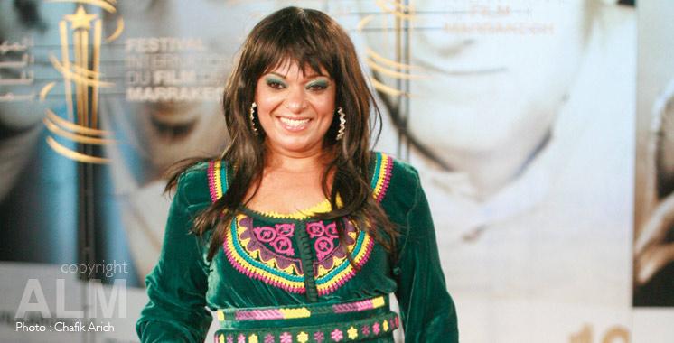 Bouchra Ahrich dans «Saken w mskoun» en Ramadan prochain