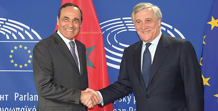 Coopération: Réunion de la commission parlementaire mixte Maroc-UE