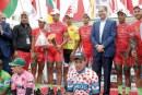 Tour cycliste du Maroc: Le Marocain Anass Ait El Abdia remporte le titre