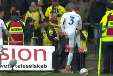 Danemark : Un derby de football émaillé de jets de… rats morts (Vidéo)