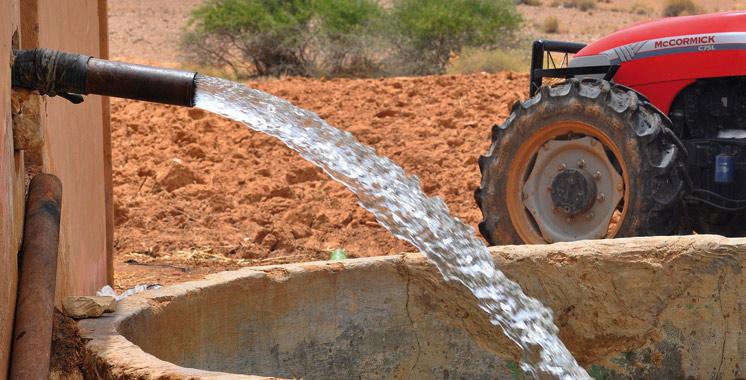 Pénurie d'eau :  Hautes orientations royales à l'Exécutif pour trouver des  solutions