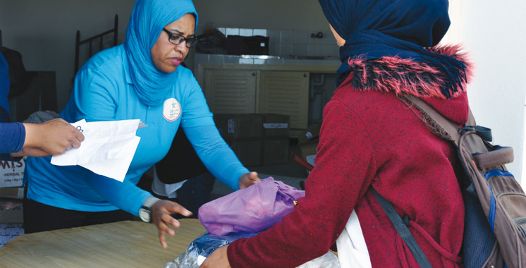 Province d'El Jadida: De jeunes bénévoles encouragent  la scolarisation en milieu rural