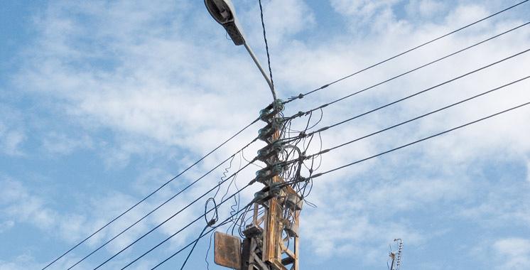 Province de Khouribga : 94 douars alimentés en électricité  pour un investissement de 169 MDH