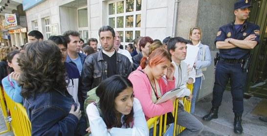 Les Marocains, deuxièmes sur la liste des affiliés étrangers à la sécurité sociale en Espagne en avril
