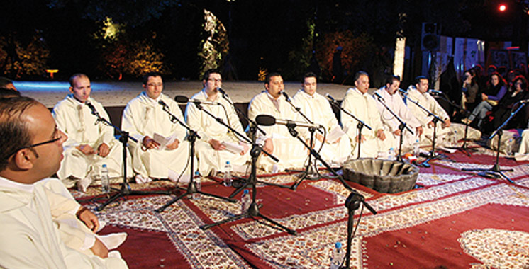 La capitale à l'heure du Festival national du «Samaa Rabat»