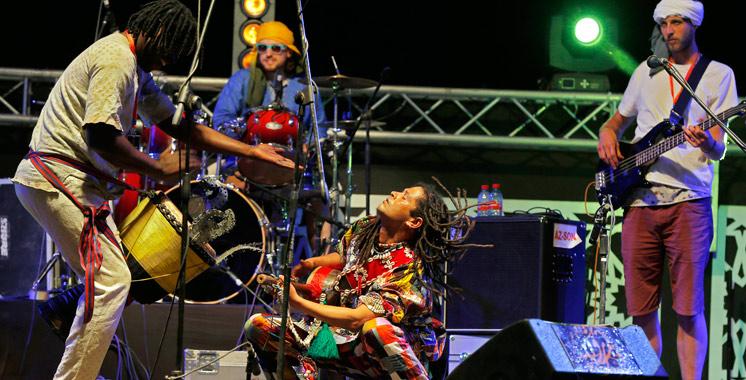 Musique : Clôture aux rythmes amazighe pour le Festival de Merzouga