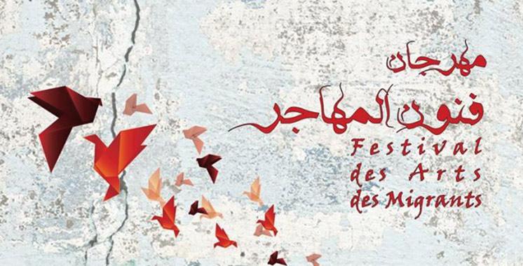 1er Festival des arts des migrants  du 27 au 30 avril à Tanger