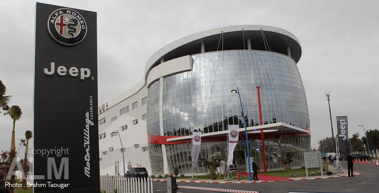 Inauguration: MotorVillage Casablanca, le monde rêvé de l'automobile