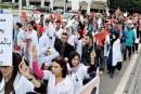 Grève nationale des infirmiers le 19 avril