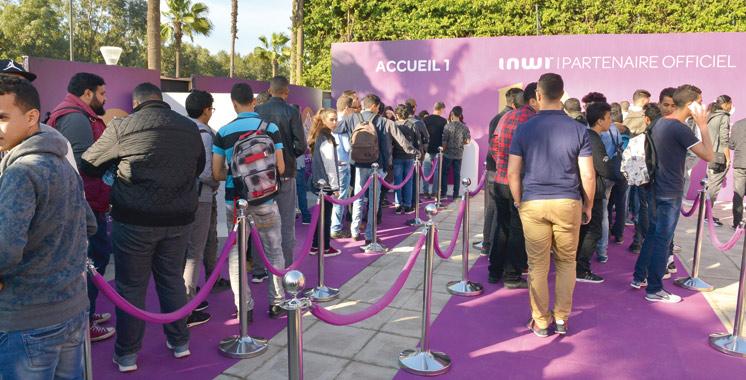 Inwi partenaire officiel de la dixième édition des Maroc Web Awards