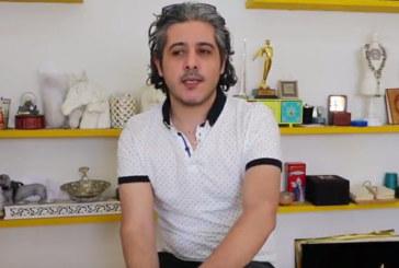 Kacem Sahl : «mes inspirations occidentales rendent mes caftans exportables à l'étranger»