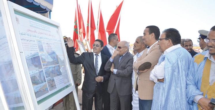 Boujdour : 2,9 millions DH pour la réhabilitation des marchands ambulants