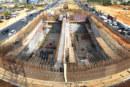Le pont à haubans de Sidi Maarouf livré en 2018: L'état d'avancement est de 45%