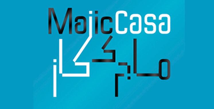 La 1ère édition de l'exposition  «MajicCasa» du 21 au 30 avril