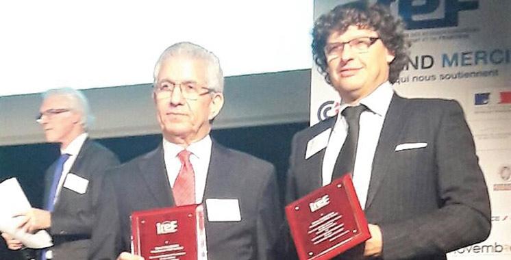 Un honneur pour la franchise au Maroc: Mehdi Salmouni Zerhouni consacré