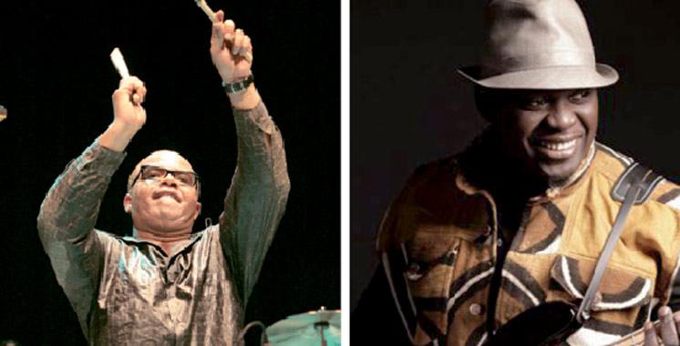 Mokhtar Samba et Habib Faye animeront trois master class: Et de trois pour les «Drum'n'Bass»