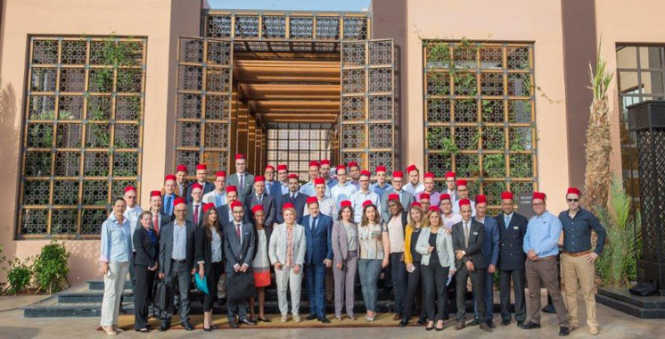 Le «Business Leadership» dans l'hôtellerie s'invite au Mövenpick Mansour Eddahbi Marrakech