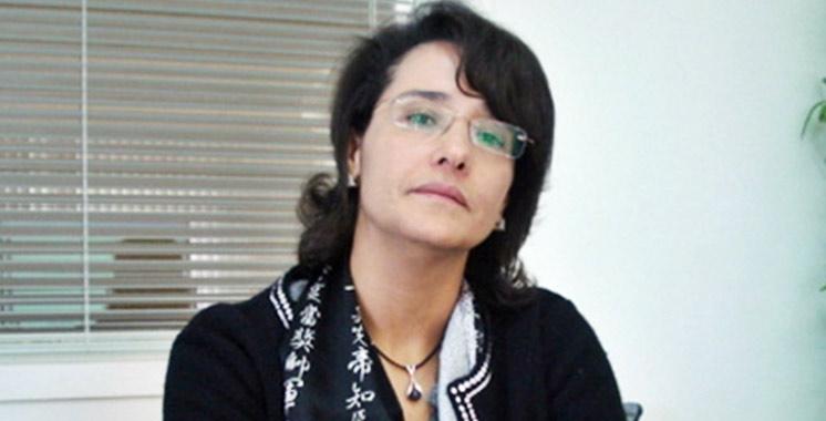 Nadia Kadiri: «Les parents doivent respecter la sphère intime de l'enfant»