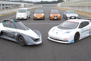 Mobilité intelligente : Nissan résolument tournée vers le futur