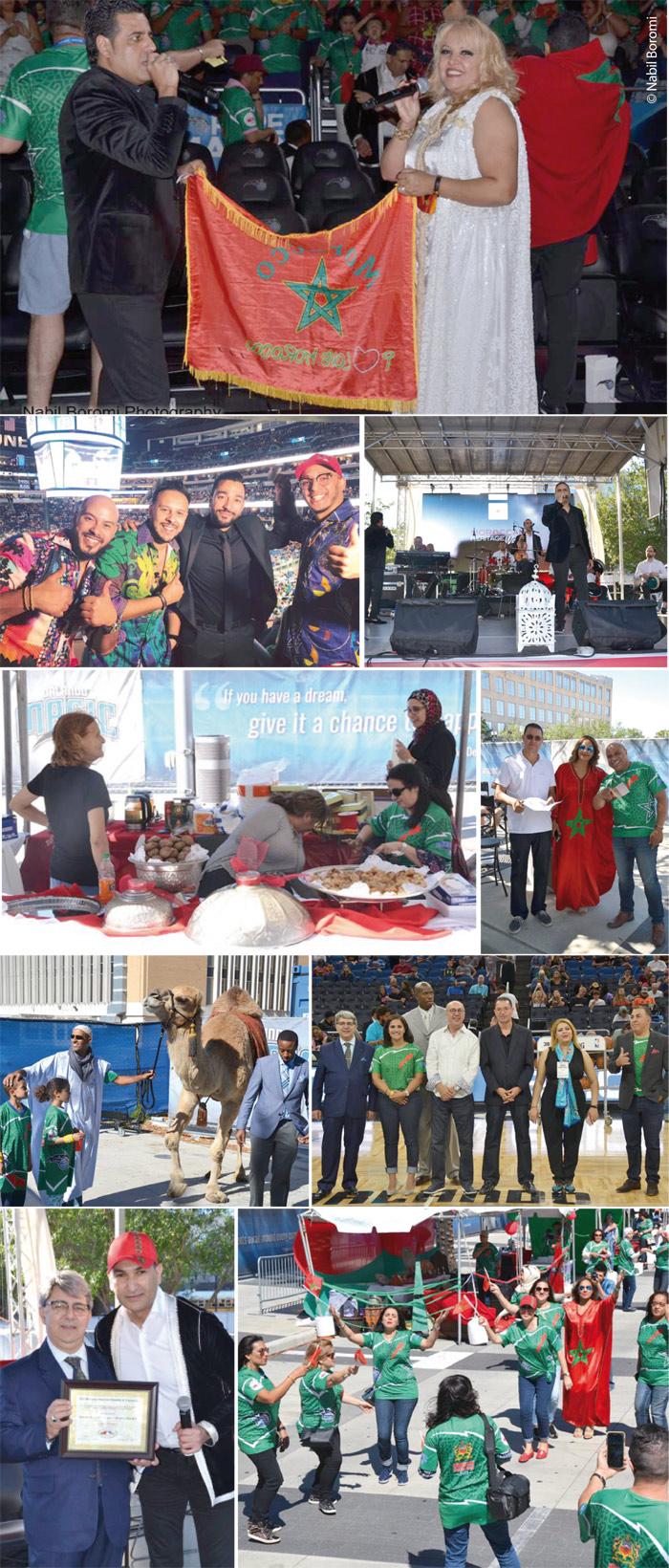 Nuit de l'héritage marocain : Quand la culture sert l ...
